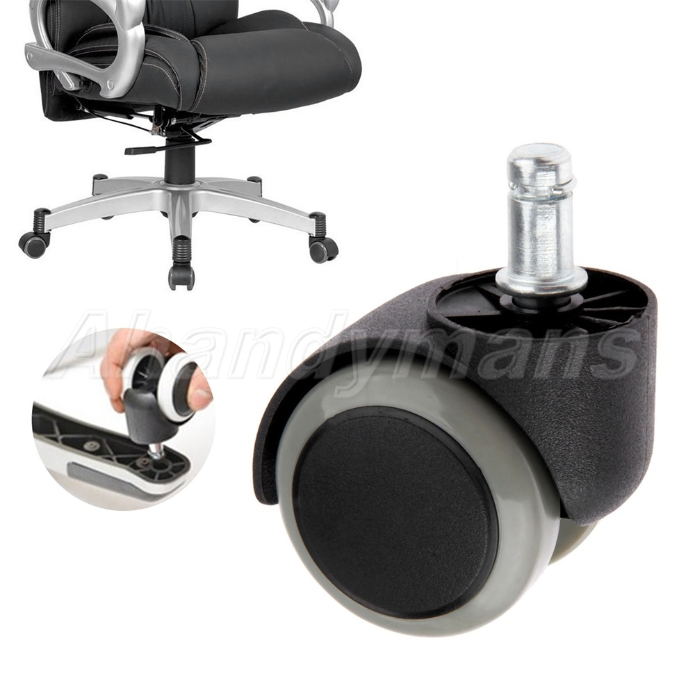 Incredible Details About Office Furniture Chair Caster Wheel Replacement Roller Floor Protect Uk Stock Camellatalisay Diy Chair Ideas Camellatalisaycom